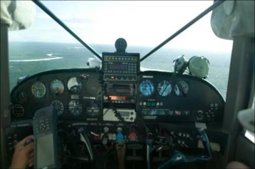 Con el Piloto Automático
